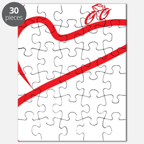 Love Cycling Puzzle