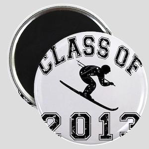 Class Of 2013 Ski Magnet