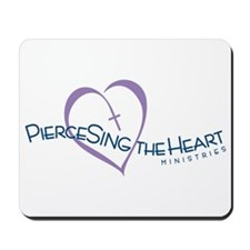 PierceSing the Heart Mousepad