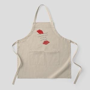 Kiss Origina iPad Sleeve Apron