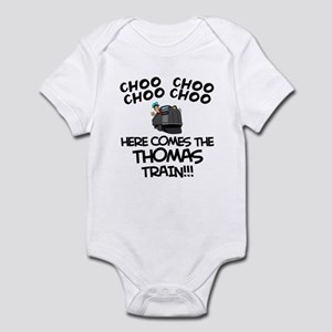Thomas Train Infant Bodysuit