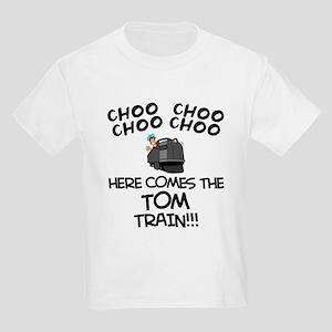Tom Train Kids Light T-Shirt