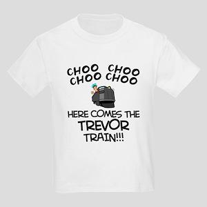 Trevor Train Kids Light T-Shirt
