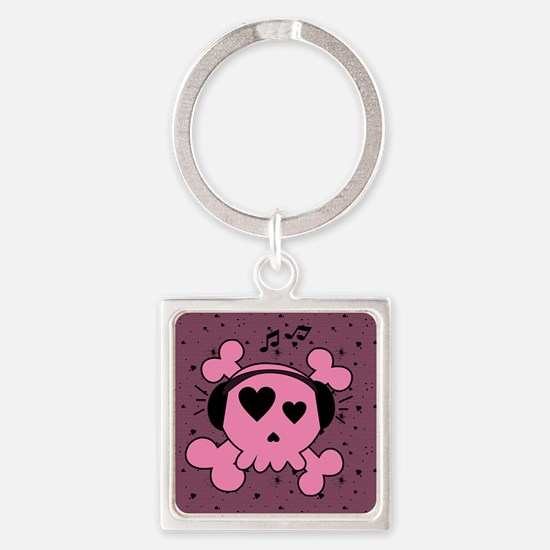coaster_all_665_H_F Square Keychain