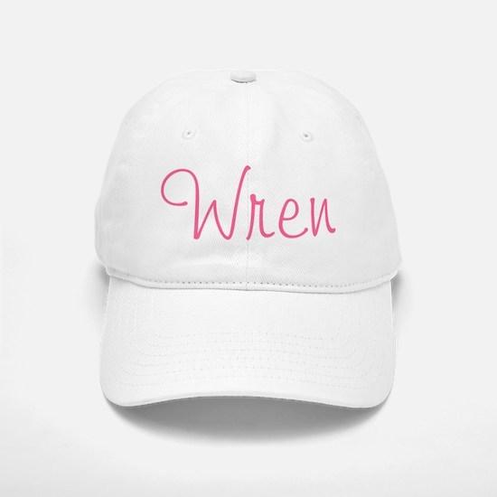 Wren Baseball Baseball Cap