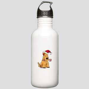 Wheaten Holiday Joy Stainless Water Bottle 1.0L