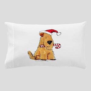 Wheaten Holiday Joy Pillow Case