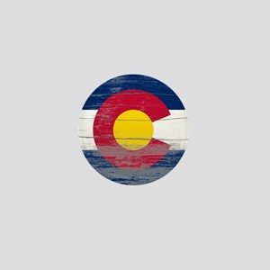 Colorado Old Paint Mini Button