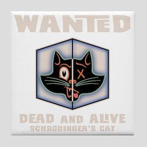 schrodingers-cat-DKT Tile Coaster