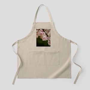 cherry blossom flowers Apron