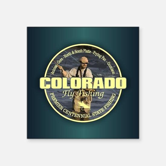 Colorado Fly Fishing Sticker