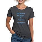 Womenwaterpeace-Bird1- Womens Tri-Blend T-Shirt
