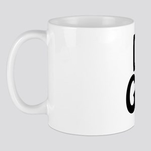 Invisible Gecko Logo Mug