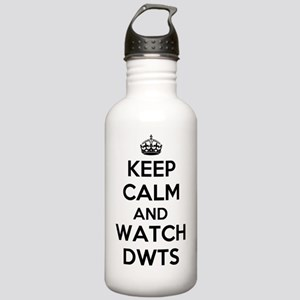 Keep Calm and Watch DW Stainless Water Bottle 1.0L