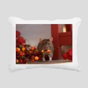 Tango Rectangular Canvas Pillow
