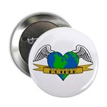 Love Your Mother Earth Day Tattoo Badge, 100