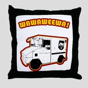 Wawaweewa Throw Pillow