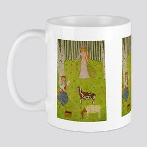 Wood Maiden Mug
