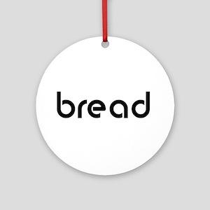 bread Ornament (Round)