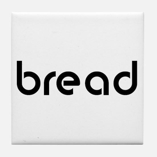 bread Tile Coaster