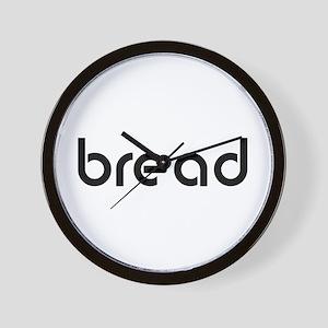 bread Wall Clock