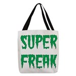 Super Freak Polyester Tote Bag