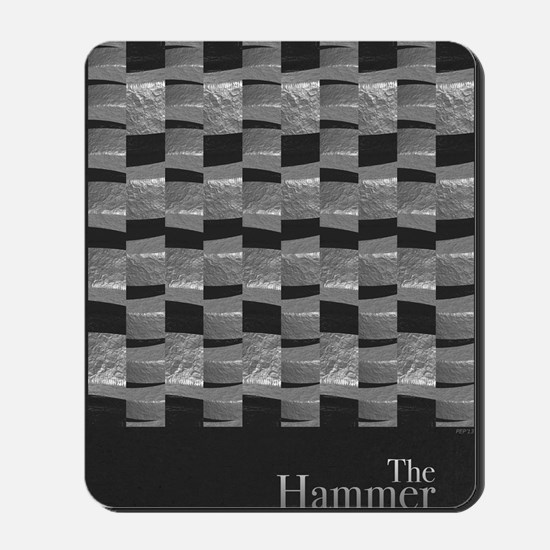The Hammer Mousepad