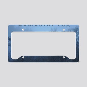 Humboldt Fog License Plate Holder