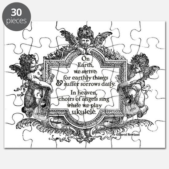 Ukulele Benediction Puzzle