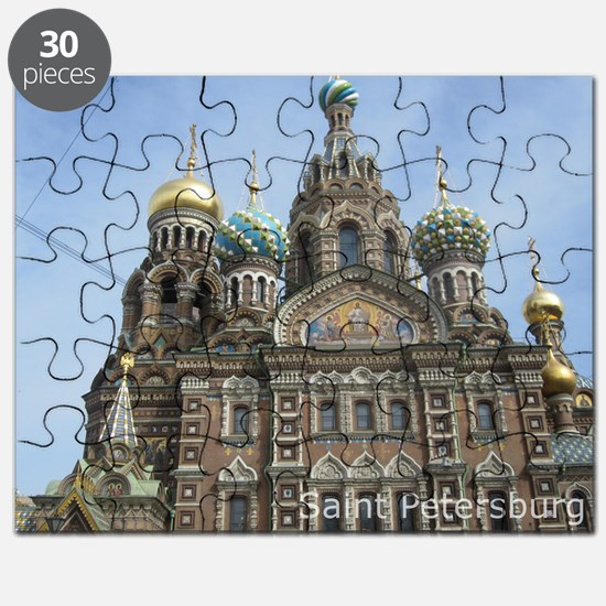 Saint Petersburg Puzzle