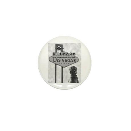Vegas Weim Club Mini Button