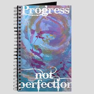 Alanon. Progress Not Perfection Journal