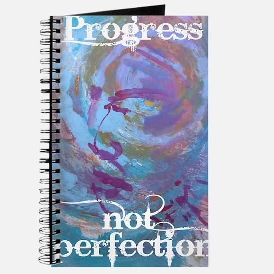 Progress Not Perfection Journal