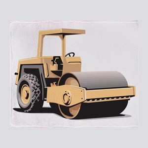 Paving Machine Throw Blanket
