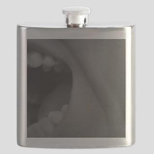 Laugh or Bite? Flask