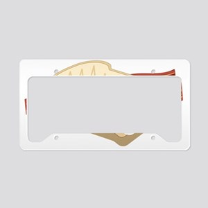 BLT License Plate Holder