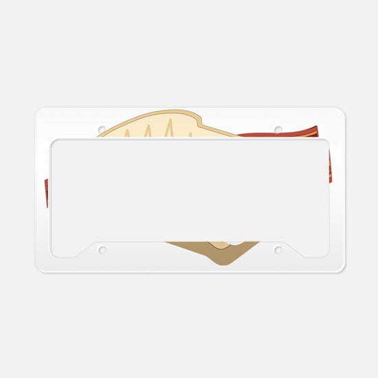 BLT License Plate Holder