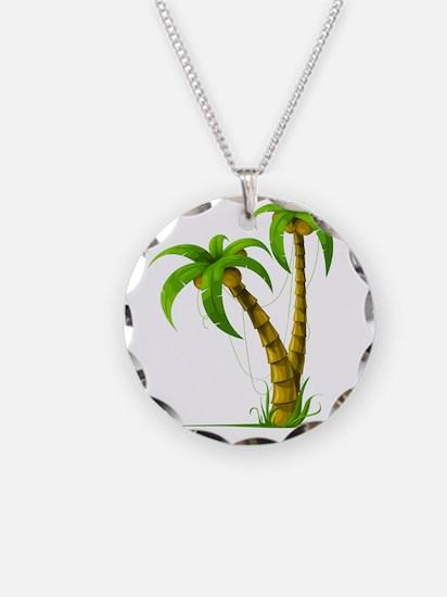 Cocunut Tree Necklace