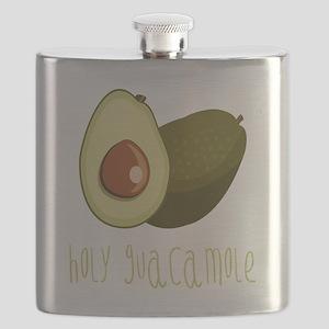 Holy Guacamole Flask