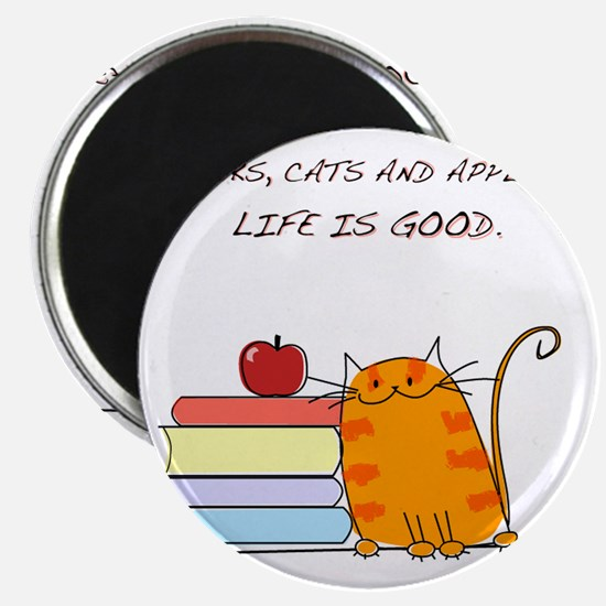 lifeisgood Magnet