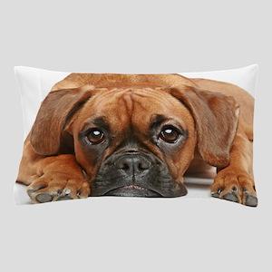 German Boxer dog Pillow Case