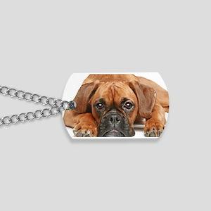 German Boxer dog Dog Tags