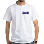 White Ready for Rapture T-Shirt