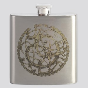Anglo-Viking Brooch Flask