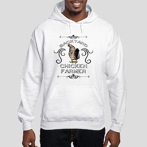 Backyard Chicken Farmer Hooded Sweatshirt