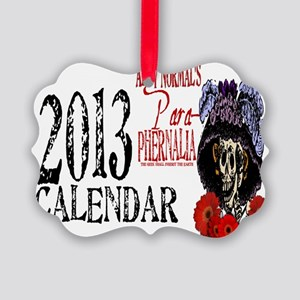 2013 Abby Normals Calendar Cover Picture Ornament