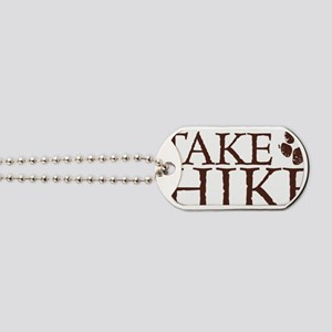 Take a Hike Paw Dog Tags