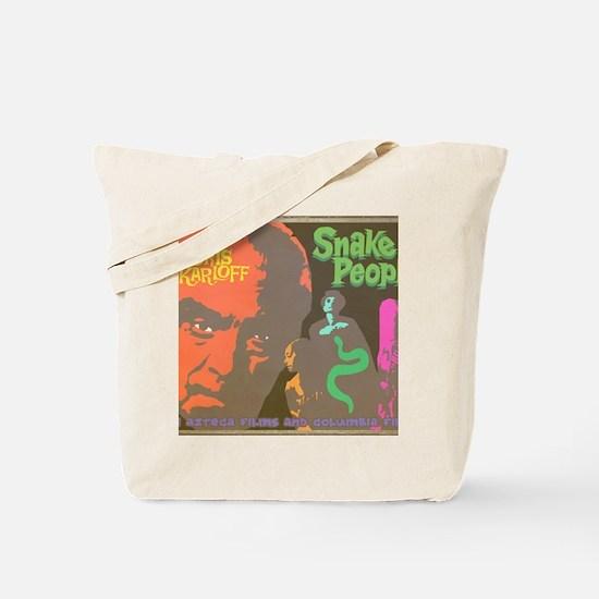 Snake People Tote Bag