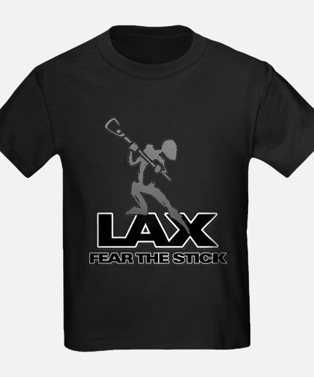 Abstract LAX Fear The Stick T