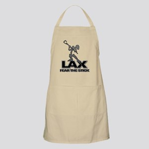 Abstract LAX Fear The Stick Apron